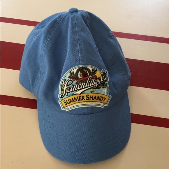 NWOT Leinenkugel s Beer Velour patch hat bb5027611e3
